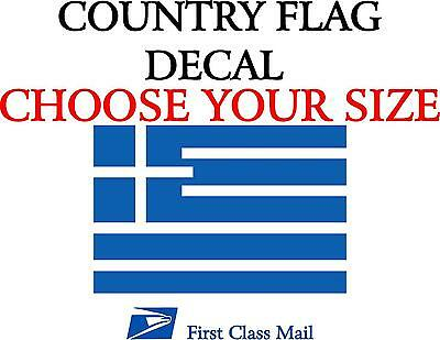 CHILE COUNTRY FLAG DECAL STATE FLAG STICKER 5YR VINYL