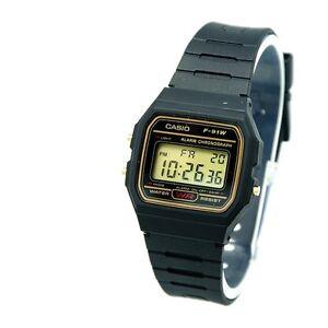 6a64a33c214 Détails sur New Original Casio F-91WG-9 Alarm Chronograph Classic Digital  Rretro Watch F-91