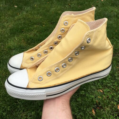 Vintage Made in USA Converse High Top Chuck Taylor