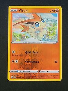 Pokemon 007//073 Reverse Holo Uncommon Champion/'s Path Victini