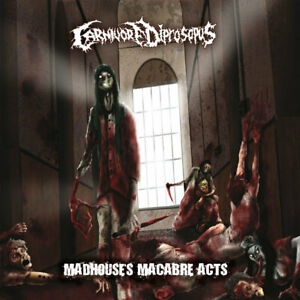 Carnivore-Diprosopus-Madhouse-039-s-Macabre-Acts-CD-DVD