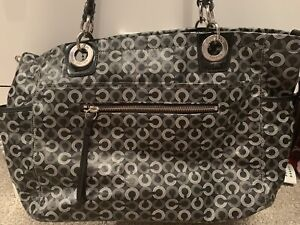 Coach Diaper Bag Tote Ebay