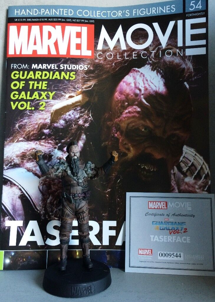 MARVEL MOVIE COLLECTION Taserface Figurine (Guardians of the Galaxy Vol. 2)