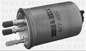 Borg-amp-Beck-Kraftstofffilter-Fuer-Ssangyong-Rodius-Diesel-2-7-120KW