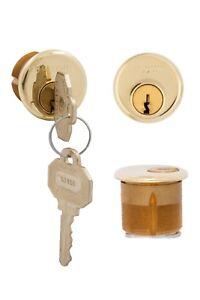 Baldwin Mortise Lock Cylinders