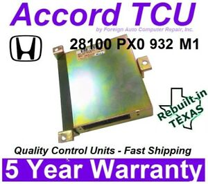 1990-1993 Honda Accord Replacement Transmission Computer TCU TCM