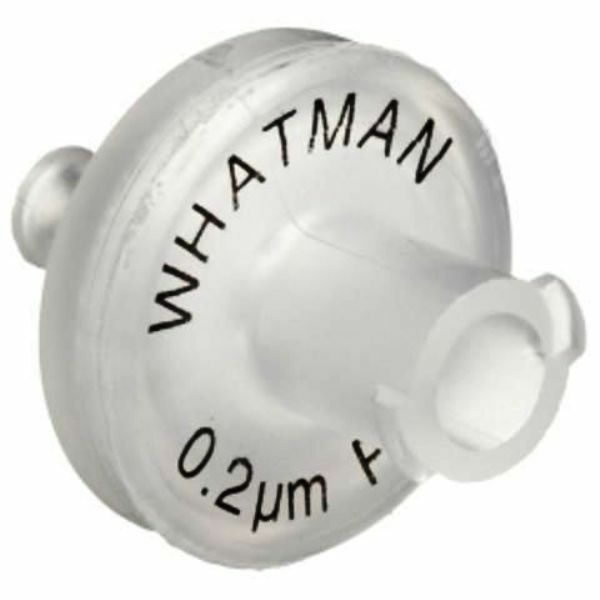5 off 0.2um 25mm Syringe Filters Whatman Nylon Puradisc 25 NYL 6751-2502