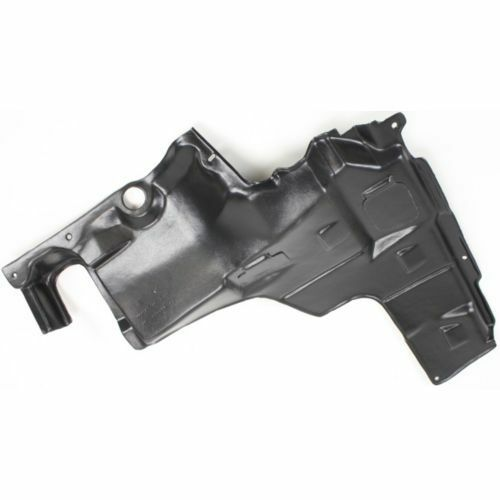 For Mazda 626 93-02 Passenger Side Engine Splash Shield Plastic