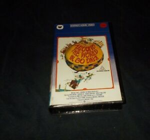 Around-the-World-in-80-Days-VHS-Pal-Warner-home-video-Original-clamshell