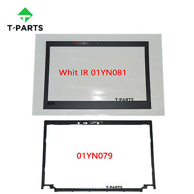 New For Lenovo Thinkpad X280 LCD Front Bezel Screen Cover Without IR Sticker