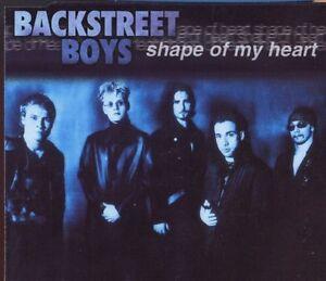 109 Backstreet Boys  Shape Of My Heart   CD Single - ABERDEEN, Aberdeen City, United Kingdom - 109 Backstreet Boys  Shape Of My Heart   CD Single - ABERDEEN, Aberdeen City, United Kingdom