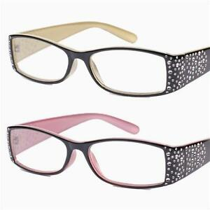 new womens rhinestone reading glasses 1 0 1 5 2 0 2 5 3 0