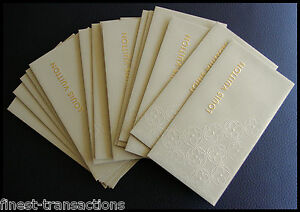 Authentic-LOUIS-VUITTON-Golden-VIP-Chinese-New-Year-Money-Envelope-20-Pack-Boxed