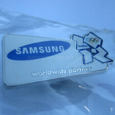 2012 London Summer Olympic Samsung Pin