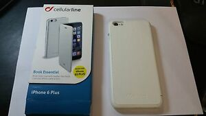 custodia iphone 6s plus cellularline