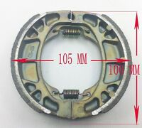 Brake Shoes For 50cc Gy6 Scooter Moped Drum Brake Taotao Peace Nst Vip
