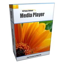 MEDIA PLAYER PLAY DVD AVI MP3 video sul tuo Computer Software per Windows XP 7
