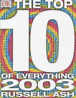 "1 of 1 - ""AS NEW"" De Top 10 van alles 2008, Ash, R., Book"