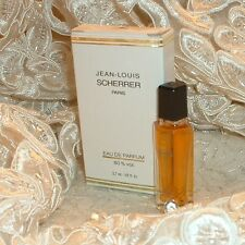 ~ Jean Louis Scherrer ~ Perfume ~ EDP Eau de PARFUM ~ RARE MINIATURE S
