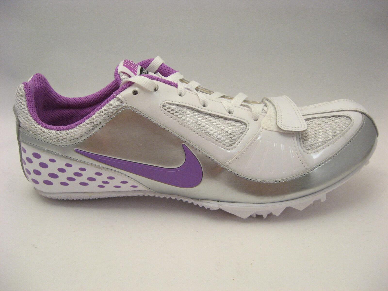 Nike unisex - zoom - rivale s 5 laufschuhe (m4.5) (w6) weiß - lila frauen 383822