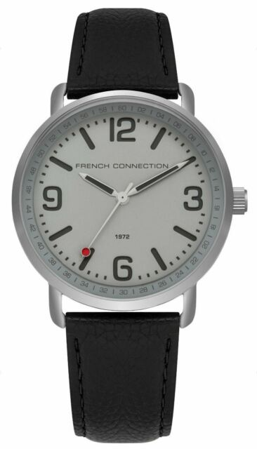 f9fafde937c French Connection Gents Strap Watch Fc1312b for sale online   eBay