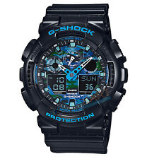 Brand New Casio G-Shock GA-100CB-1 Full Auto-Calendar Watch