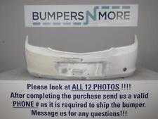 Rear Bumper Cover For 2011-2013 Buick Regal Base//CXL w// Park Sensor Holes Primed