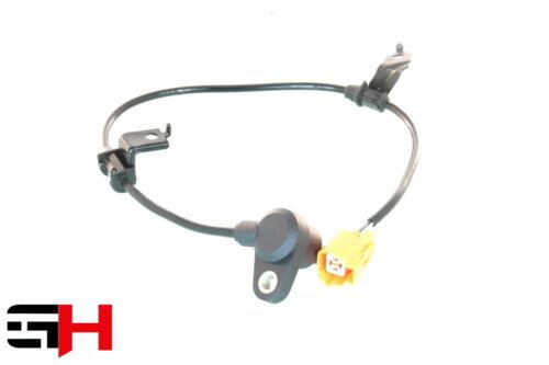 1 ABS Sensor HA HINTEN LINKS HONDA ACCORD COUPE US Bj.1998-2002 NEU --