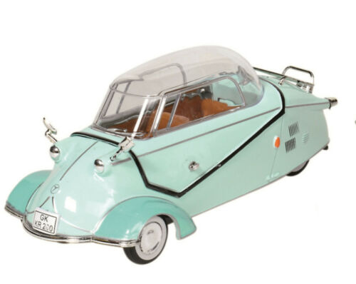 1:18 = 16cm mint im Schaukarton Messerschmitt Kabinenroller KR200 Modellauto ca