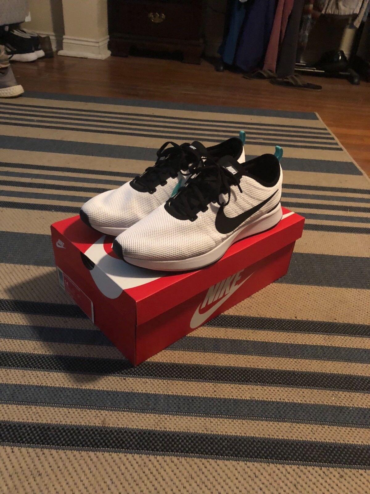Nike dualtone racer 48 (bianco / / (bianco verde) ed3ef8
