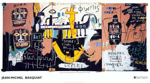 History-of-Black-People-by-Jean-Michel-Basquiat-Art-Print-2002-Poster-54x30