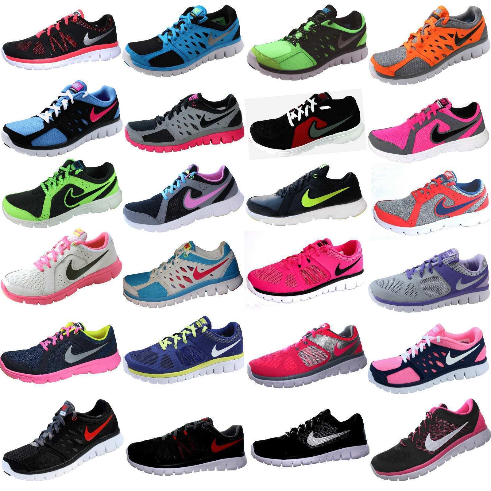 Nike Flex run 2013 2014 GS zapatos zapatillas free señora chica calzado deportivo