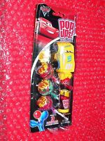 Flix Candy Pop Ups Lollipop Cruz Ramirez Dinoco 51 Disney Pixar Cars 3 Card