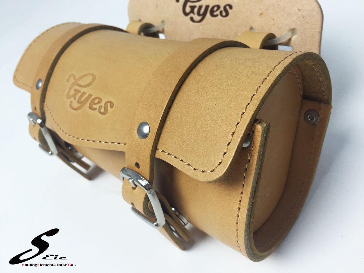 Bicycle  Handmade Leather Bike Saddle Bag Classic Vintage Bike Parts MIT  on sale