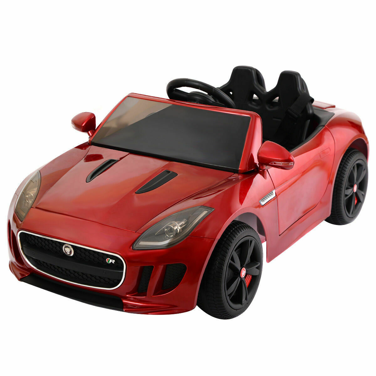 Jaguar F-TYPE 12V Licensed Battery Battery Battery Power Kids Ride On Car MP3 RC Remote Control 2e43b8