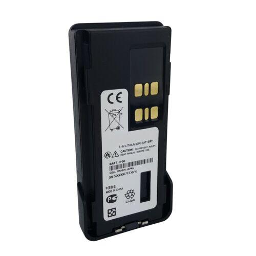 s 2500mAh PMNN4407 PMNN4409 Battery Replaces Motorola MotoTRBO XPR Series Radio