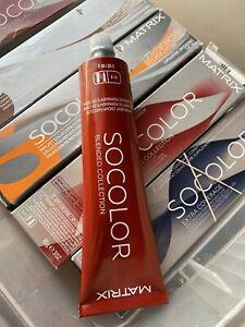 Matrix-Blended-Socolor-Cera-oil-Permanent-Haircolor-3oz-Choose-Shade