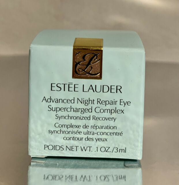 New Estee Lauder Advanced Night Repair Eye Supercharged Complex Sample Size 3ml