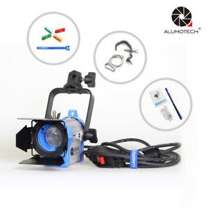 150W Fresnel Tungsten Spotlight Lighting+Bulb+For Studio Video Photography Film