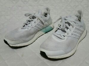 new concept 79b42 d40d9 Image is loading Adidas-Ultra-Boost-ST-Glow-M-2016-White-