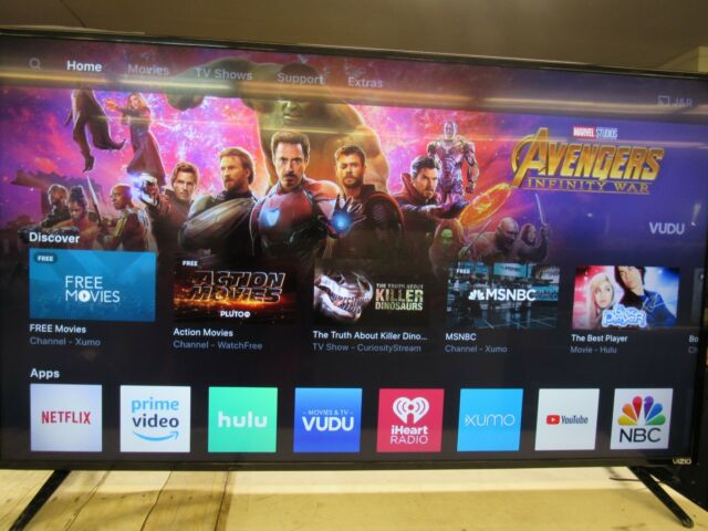 "Vizio Smart Cast E-Series E50X-E1 50"" Ultra HD 4K 2160P Smart LED TV"
