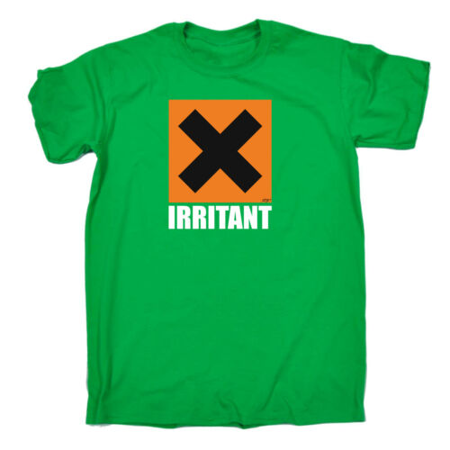 FUNNY Bambini T-Shirt Tee T-Shirt-CHIMICA irritante