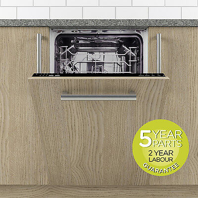 MyAppliances REF28009 45cm Fully Integrated Slimline Dishwasher