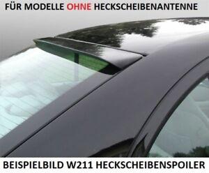Heck discos alerón alerón para mercedes w203 dictámenes mp diseño sin antena