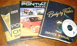 1966  66  PONTIAC TEMPEST//GTO AIR CONDITIONING SHOP MANUAL