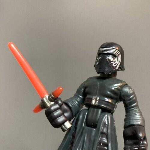 Rare Playskool Star Wars Galactic Heroes Jedi Force KYLO REN 2.5/'/' Action Figure