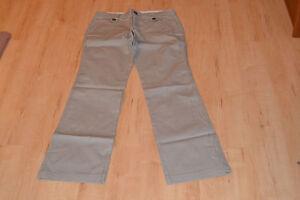 Kleidung & Accessoires Jeans Selbstlos Esprit Cargohose Hose Gr.36 Long Beige Wie Neu äSthetisches Aussehen