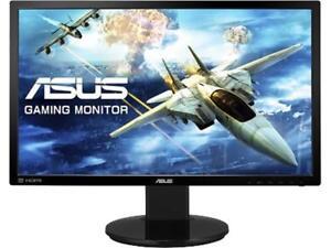 "ASUS VG248QZ 24.0"" Full HD 1080p 144 Hz 1ms DP HDMI DVI Esports Gaming Monitor"