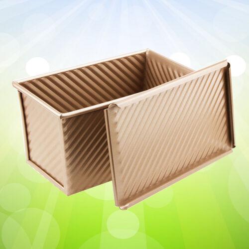 Kastenform Königskuchenform Brotbackform Brotform Backform antihaft mit Deckel