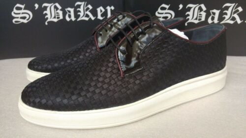 Size Platform S' Black 42 Light Men's Baker Shoes xqqtgPY6